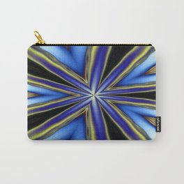 Carnival Kaleidoscope Carry-All Pouch