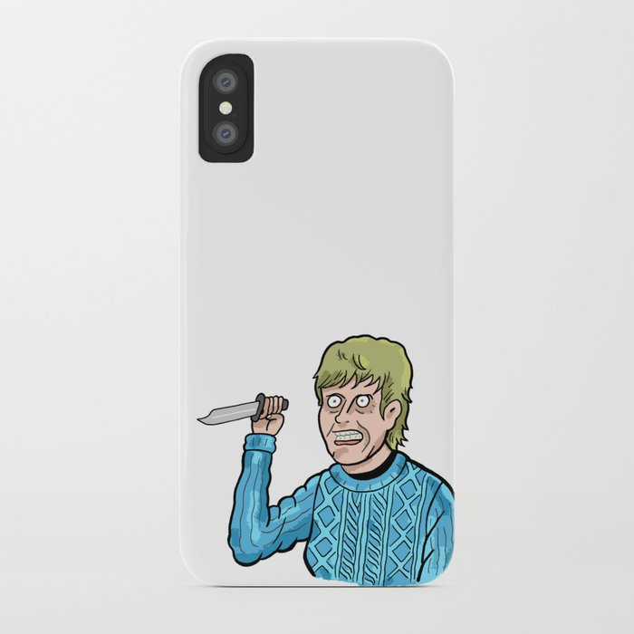 pamela voorhees iphone case by miguelbnunez society6
