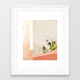 Lazy Afternoon Framed Art Print