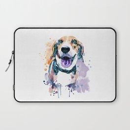 Sweet Beagle Laptop Sleeve