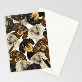Doxie Nation Stationery Cards