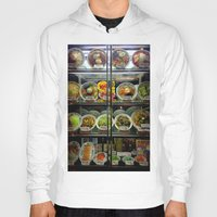 ramen Hoodies featuring Ramen choices. by Oyl Miller