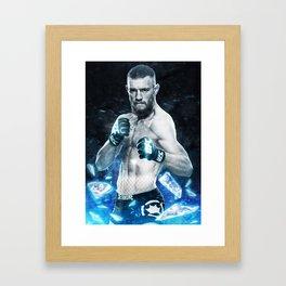 UFC - Conor McGregor Framed Art Print