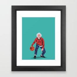 Balling Albert Framed Art Print