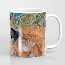 Edgar Degas  -  Two Dancers Around Coffee Mug