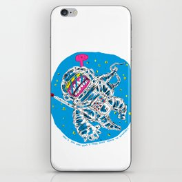 I love you but iPhone Skin