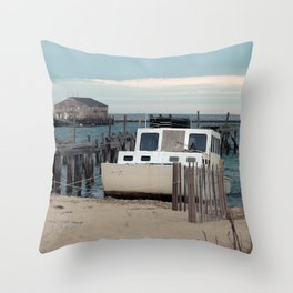 Provincetown (2 of 16) Throw Pillow