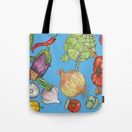 Veggie Fix Tote Bag