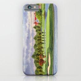 East Lake Golf Course Atlanta GA 15th Hole iPhone Case