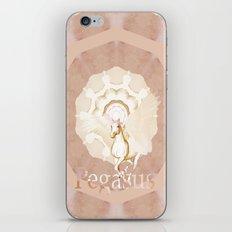 HORSE - Pegasus iPhone & iPod Skin