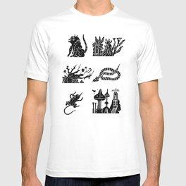 flflf T-shirt