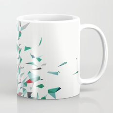 Flurry (green) Mug