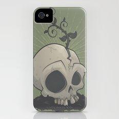 Skull Garden iPhone (4, 4s) Slim Case