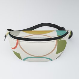 Mid Century Open Classic Fanny Pack