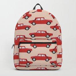 SKODA 100 red Backpack