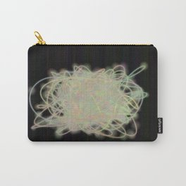 Electric Yarn Ball Carry-All Pouch