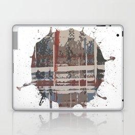 Waterlogged -  splash Laptop & iPad Skin
