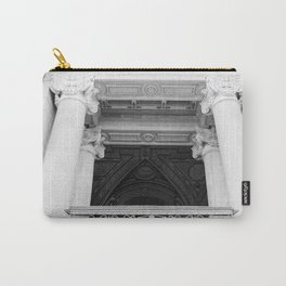 Saint Peters Basilica Photograph by Larry Simpson Carry-All Pouch
