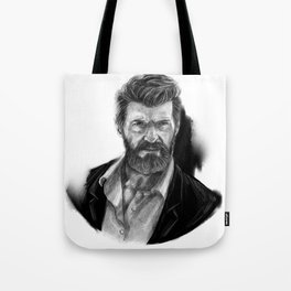 Old man Logan no.01(Hugh jackman) Tote Bag