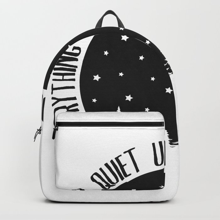 Under the Blinking Stars Backpack