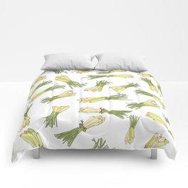Lemongrass Comforters