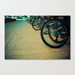 Nice Rack Canvas Print
