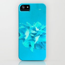 SPHeRe GLoP | RGB | BLUE iPhone Case