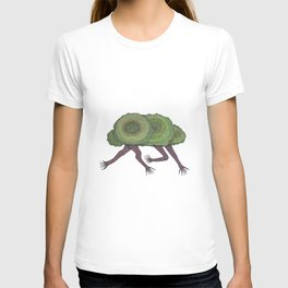 Creeping Shrubbery T-shirt