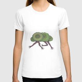 Creeping Shrubbery T-shirt
