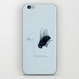 personal flys iPhone Skin