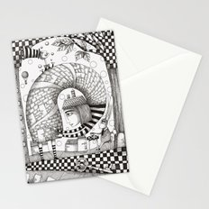 There will be Nonsense in it Stationery Cards