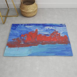 French Riveria Rug