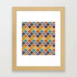 Moroccan Fall 2 Framed Art Print