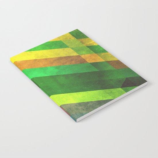 lyyn wyrk Notebook