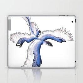 Microraptor - Blue Laptop & iPad Skin