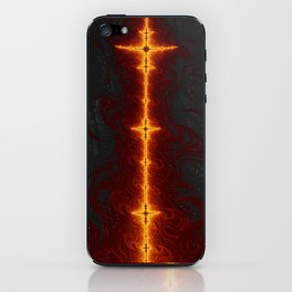 ABSTRACT.DIABLO iPhone Skin