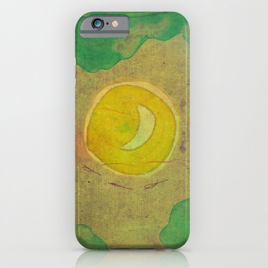 citrus moon iPhone & iPod Case