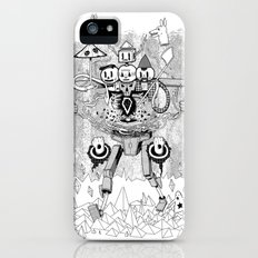 Let's Go on an Adventure Slim Case iPhone (5, 5s)