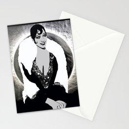 Josephine Baker the Original Flapper and Diva Stationery Cards