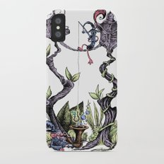 Tree Fun! iPhone X Slim Case
