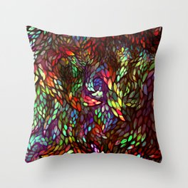 Windowbright Throw Pillow