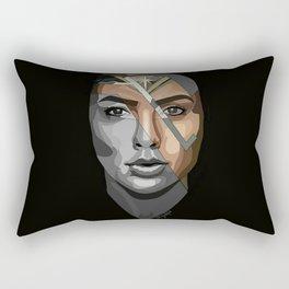 Gal Gadot Rectangular Pillow