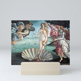 The Birth of Venus, Sandro Botticelli Mini Art Print