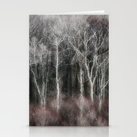 ohio Stationery Cards featuring Ohio Trees by Pringle Art