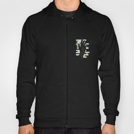 Taurus - Zodiac Constellation Illustration Hoody
