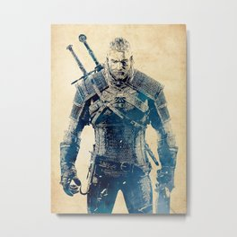 The Hunt Is ON Metal Print
