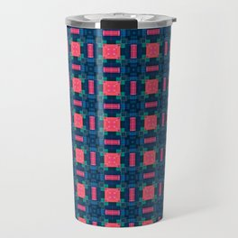 Midcentury Mod Travel Mug