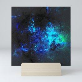 fractal world 9c Mini Art Print