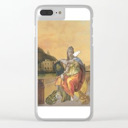 Story Hour Clear iPhone Case