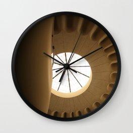 Architectural Views Wall Clock